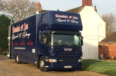 Dominic and Son Removals